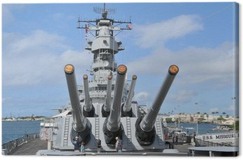 Canvas Print pearl harbor