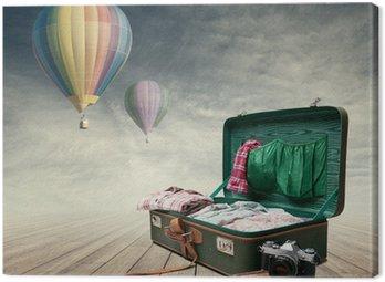 Photojournalist's luggage