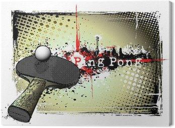 ping pong frame