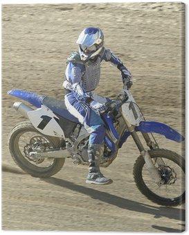 Canvas Print racer63