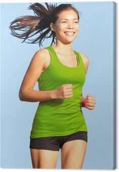 Running - Woman going for a run