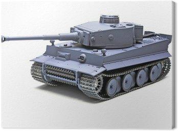 "Scale model German tank ""TIGER"""