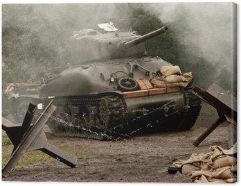 Sherman Tank – WW II