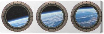 Space Station Portholes