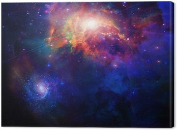 Canvas Print Space