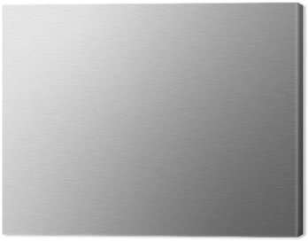 stainless steel Canvas Print