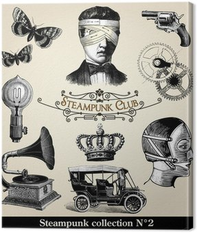 Steampunk collection 2