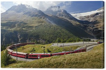 Switzerland railway