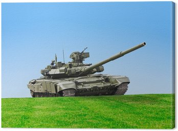 Canvas Print T-90S Battle Tank