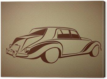 Tarihi bir otomobil logosu