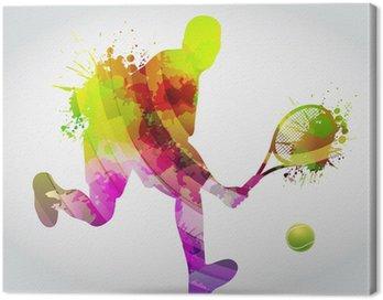 Tennis, competizione, torneo