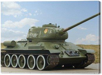 The 2nd World War Russian Tank T34
