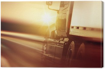 Trucking Business Concept