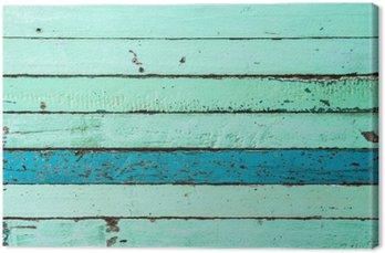 Vintage Blue Wood background