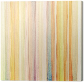 Watercolor background Canvas Print