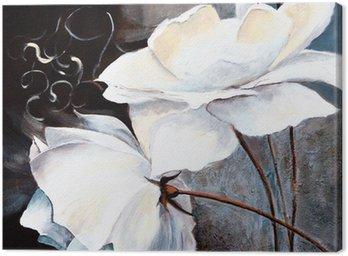 Weisse Blumen