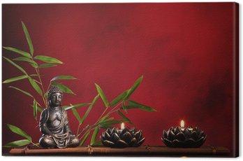 Canvas Print Zen concept
