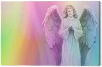 Canvas Rainbow Angel 88