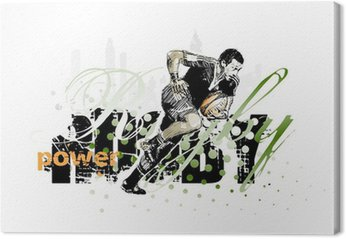 Canvas Rugby 1