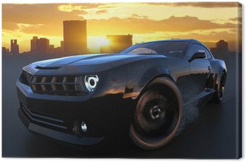 Canvas Sport auto