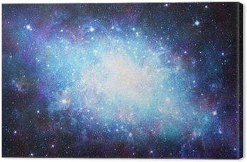 Canvas Sterrenstelsel