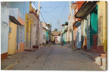 Canvas Trinidad kleuren