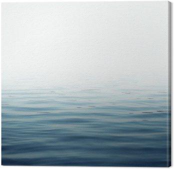 Canvas Wateroppervlak