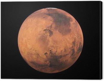 Canvastavla 火星