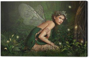 Canvastavla I Fairy Forest