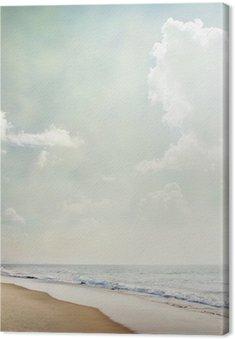 Canvastavla Natur-74