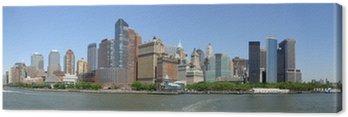 Canvastavla New york skyline