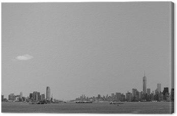 Canvastavla New York