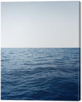 Canvastavla Ocean Bakgrund