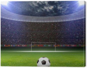 Canvastavla Soccer Stadium