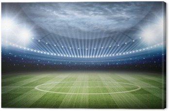 Canvastavla Stadion