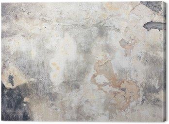 Canvastavla Wall textur