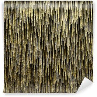 Carta da Parati in Vinile Abstract sfondo metallico
