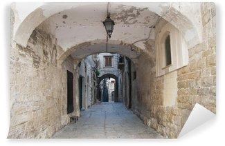 Carta da Parati in Vinile Alleyway. Bisceglie. Apulia.