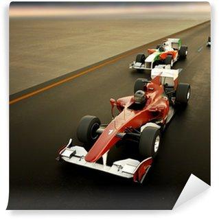 Carta da Parati in Vinile Auto F1
