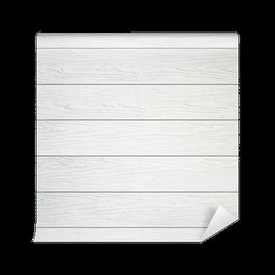 Carta da parati bianca parete di legno texture di sfondo for Carta parati bianca