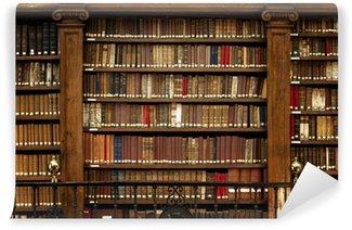 Carta da Parati in Vinile Biblioteca libri