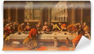 Carta da Parati in Vinile Bologna - Ultima cena di Cristo di Cesare Conegliano