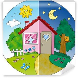 Carta da parati adesiva per bambini carta adesiva per - Carta adesiva per mobili bambini ...
