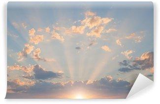 Carta da Parati in Vinile Cielo e le nuvole