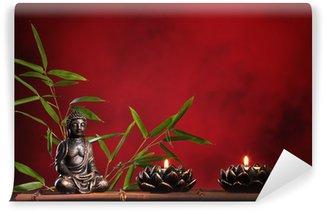 Carta da Parati in Vinile Concetto Zen