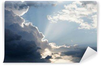 Carta da Parati in Vinile Dramatic sky