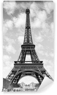 Carta da Parati in Vinile Eiffel tower