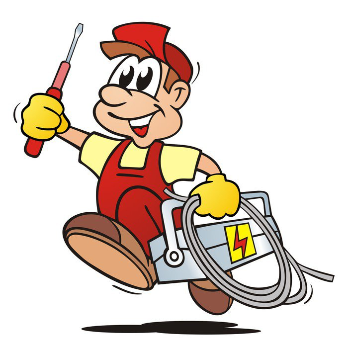 Carta da parati in vinile elettricista professionale for Carta parati vinile