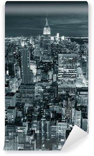 Carta da Parati in Vinile Empire State Building primo piano