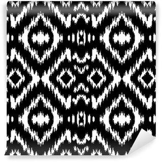 Carta da Parati in Vinile Etnica seamless pattern